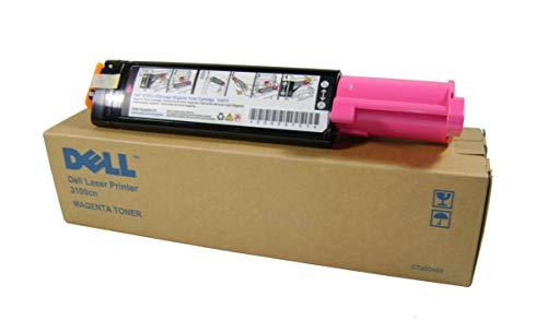 Dell Toner magenta, 4.000 Seiten, für 3100cn