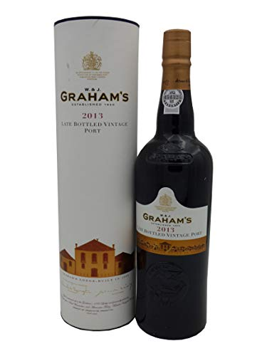 W.&J. Graham's Late Bottled Vintage Port (1 x 0.75 l)