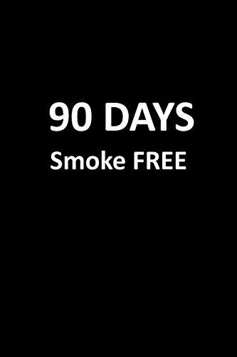 90 Days Smoke Free: Quit Smoking Journal