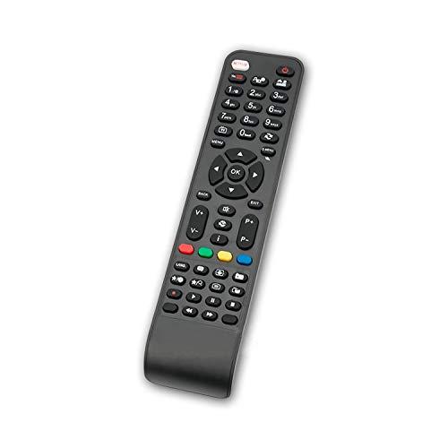 Compatible Toshiba 24W1753DG - Reemplazo Mando a Distancia para televisor