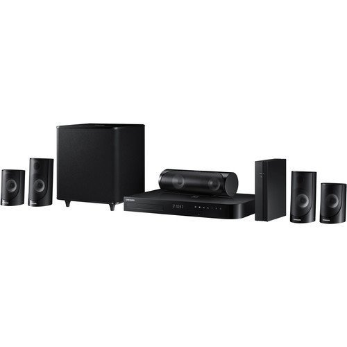 Samsung 5.1-Channel 1000W Bluetooth 3D Smart Blu-ray Home Theater System