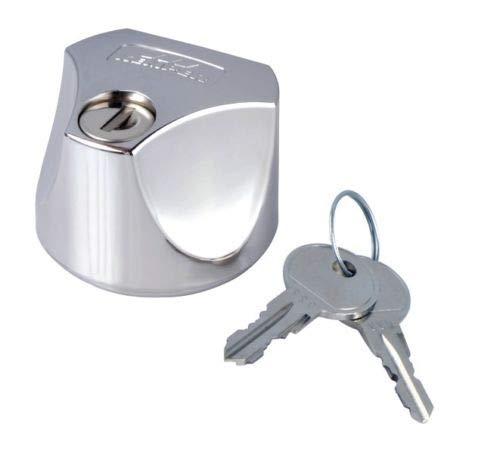 Preisvergleich Produktbild KEMPER abschliessbarer Bediengriff für Frostsichere Aussenarmatur,  mit 2 Schlüsseln 575 00 003