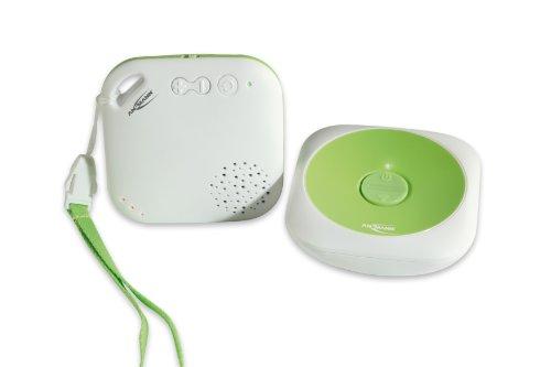 ANSMANN 1800-0025 Sydney DECT Babyphone strahlungsfrei zur optimalen Funkübertragung Sender