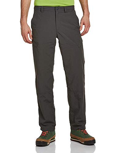 The North Face Horizon, Pantalones Cortos para Hombre, Gris (Asphalt Grey), 38...