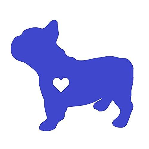 Lindo Animal Adhesivo de Carro de Dibujos Animados PVC Cuerpo Accesorios Accesorios Cubierta Impermeable rasguño calcomanía 14 x 13 cm (Color : 7, Size : 20 x 19 cm)