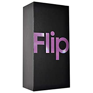 Samsung Galaxy Z Flip SM-F700F/DS 256GB (GSM Only | No CDMA) Factory Unlocked Android 4G/LTE Smartphone - International Version (Mirror Purple)