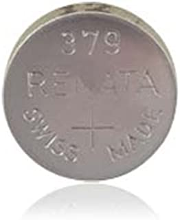 Enercell 1.55V/14mAh Silver-Oxide 379 Button Cell