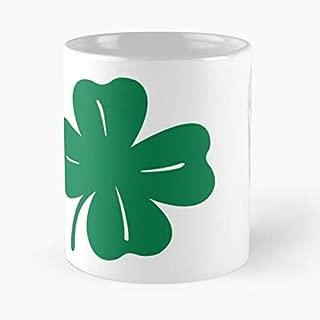 I Love Pint - Shamrock Classic Mug Coffee Tea And Cup Gift 11 Oz Best Mugs For Choose