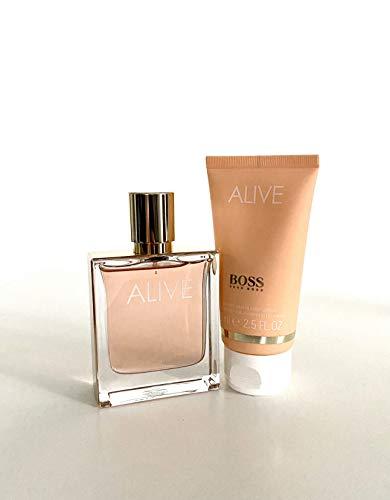 Hugo Boss Alive 50ml Eau de Parfum + Hugo Boss Alive Body Lotion 75ml