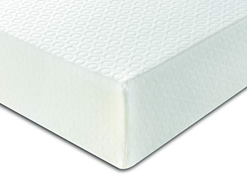 Visco Therapy Single Mattress for Cabin Bed High Density Foam Hypoallergenic (3FT SINGLE)