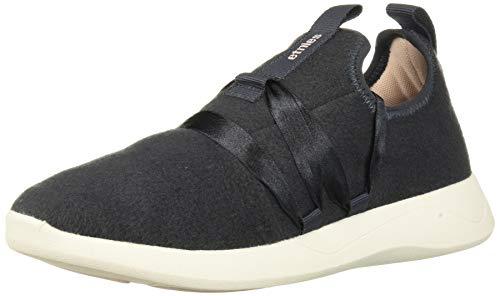 Etnies ETNAB Damen Vanguard W's Sneaker, (Charcoal 010), 6 EU