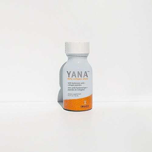 IMAGE Skincare Yana Daily Collagen Supplement, Orange, 14 Fl Oz