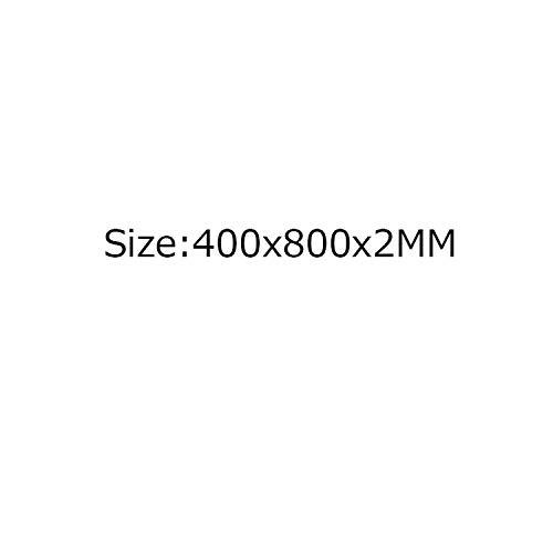 ラージマウスパッドきれいなクラゲ写真滑りにくいやわらかい天然ゴムマウスパッドゲーム用のロックされたエッジ手首サポートパッド-400X800X2MM-