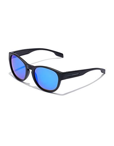 HAWKERS NEIVE Gafas de sol, Azul, One Size Unisex Adulto