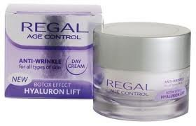 Regal Intensive Anti Wrinkle Day Cream with Hyaluronic Acid and Argireline® - A Great Way To Fight Wrinkles! by REGAL