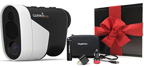 Great Features Of Garmin Approach Z80 Gift Box Bundle | +PlayBetter Portable Charger, PlayBetter USB...
