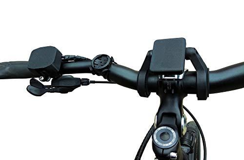 BeDiCo E-Bike Schutzabdeckungen für Yamaha LCD Display der PW Serie (z.B. Haibike), Regenschutz, inkl. Aufbewahrungsbeutel zum Schutz für das LCD Display
