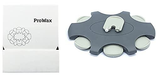 30x EWANTO ProWax Cerumenfilter Wachsschutz Ohrenschmalzfilter wie Oticon (5x 6er Spenderdisk)