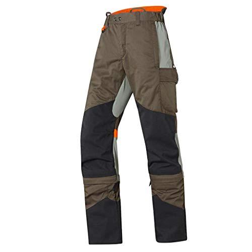 Stihl HS MULTI-PROTECT 3 - Pantalones protectores para tijeras de podar, 52, 1