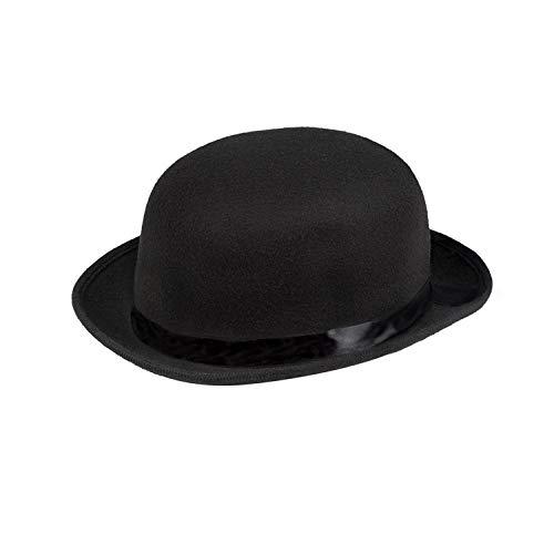 Boland- Cappello per Adulti, Nero, One Size, 04211