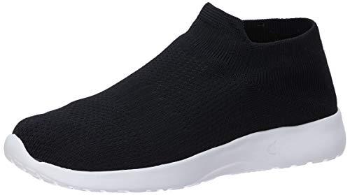 Solefit Men's Black Running Shoes - 7 UK (40 EU) (SLFT-1106)