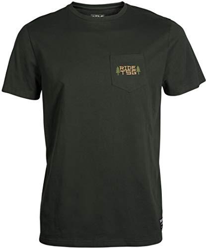 TSG Cabin Marsh - Camiseta verde XL
