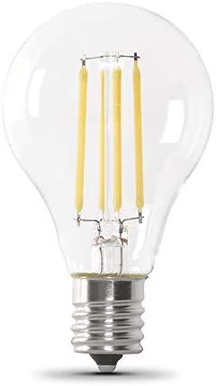 Feit Electric BPA1575N 827 FIL 2 75 Watt Equivalent 800 Lumen Dimmable Intermediate A15 LED product image