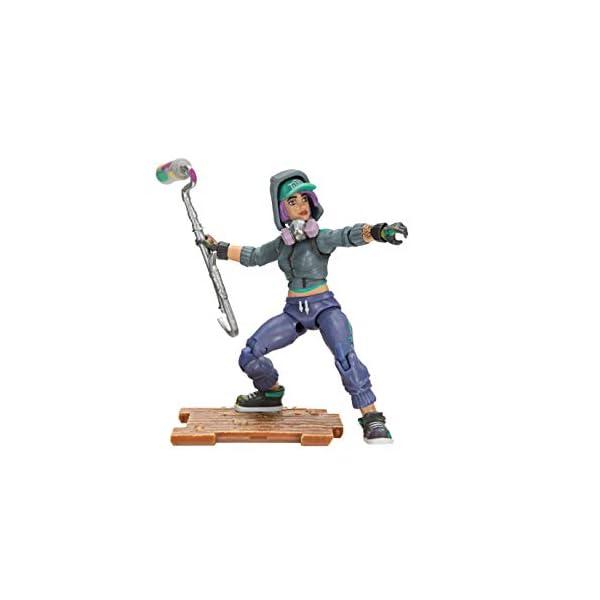Jazwares- Fortnite Figura coleccionable+accesorios, Multicolor (FNT0015) , color/modelo surtido 2