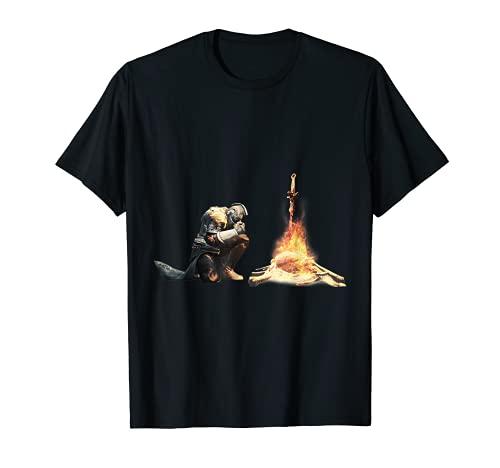 Hoguera de almas oscuras Camiseta
