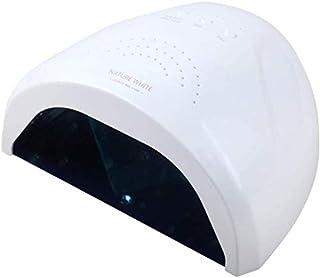 Nfudishpu Secador de uñas UV LED, lámpara de Gel de Pulido ecológica de 30 LED con Ahorro de energía y Temporizador múltiple, Adecuada para Uso Personal/Profesional