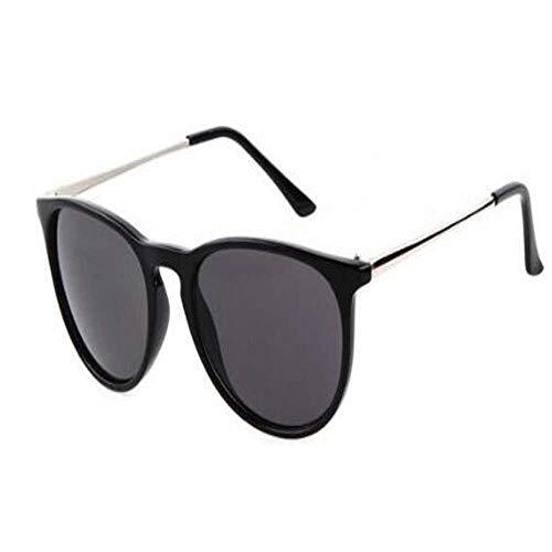 Gafas de sol vintage de las mujeres modelos de protección espejo hombre gafas de sol