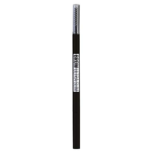 Maybelline New York Brow Ultra Slim Liner, Augenbrauenstift, 05 deep brown, dunkelbraun, 1 Stück