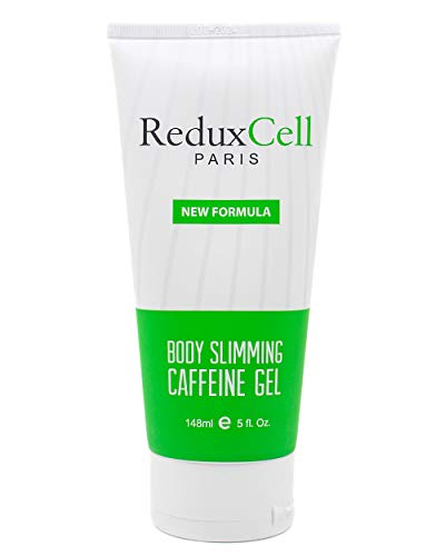 ReduXCell Fat Burning Cream for Belly - Anti Cellulite Firming Cream with Coenzyme Q10 and Caffeine - Body Slimming Cream - Burn Fat 3X Faster with Stomach Fat Burner Cream - Tummy Tightening Formula
