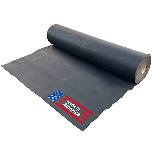 Sandbaggy Non Woven 4 oz Geotextile Landscape Fabric|Made in USA | Industrial Grade Fabric | 100 Lbs of Tensile Strength | UV Protected from Sun Exposure | Approved by DOT (6 ft x 100 ft Roll)