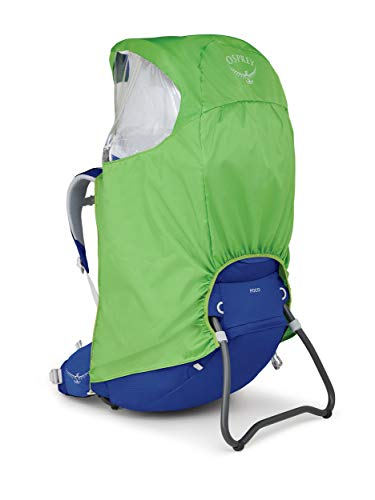 Osprey Poco Child Carrier Raincover , Electric Lime