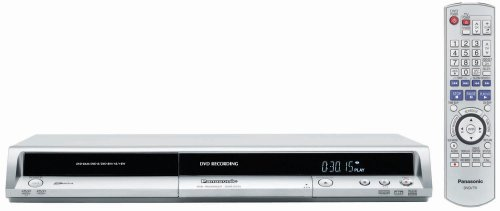 Panasonic DMR-ES15S Progressive Scan DVD Recorder