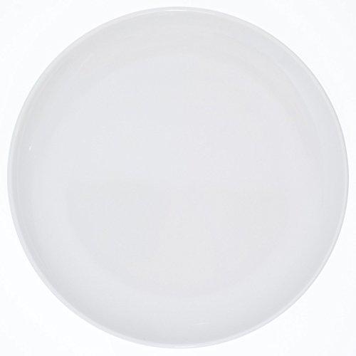 Kahla 323436A90032C Update Frühstücksteller 21 cm, weiß