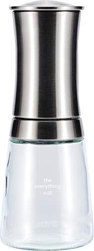 Preisvergleich Produktbild Kyocera Universalmühle,  Keramik-Mühle,  Edelstahl / acryl,  6,3 x 6,3 x 15