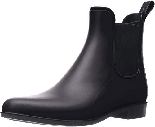 Sam Edelman Women's Tinsley Classic Rain Boot, Black, 9 Medium US
