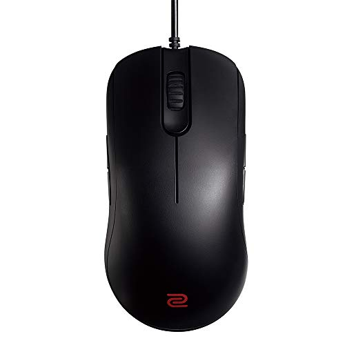 BenQ ZOWIE FK1 Ambidextrous Gaming Mouse for Esports (Large)