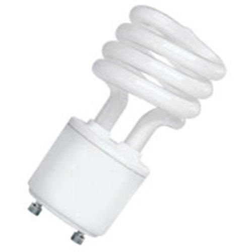 4 Qty. Halco 13W T2 Spiral 3500K GU24 ProLume CFL13/35/GU24 13w White Lamp Bulb