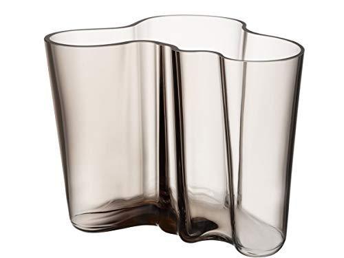 Iittala Alvar Aalto collection Vase 160 mm, leinen