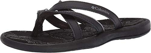 Columbia Kambi II, Sandali Donna, Nero (Black Ti Grey Steel 010), 38 EU