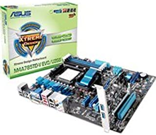 Asus M4A785TD-V EVO - Placa base (16 GB, DDR3 1800(O.C.)/1600(O.C.)/1333/1066/800, AMD, Socket AM3, Phenom II/Athlon II/Sempron 100, VT1708S)