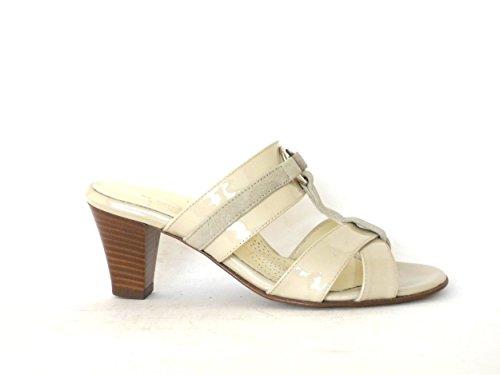 Valleverde calzature Ciabatta Donna SANGENS - Beige, 36