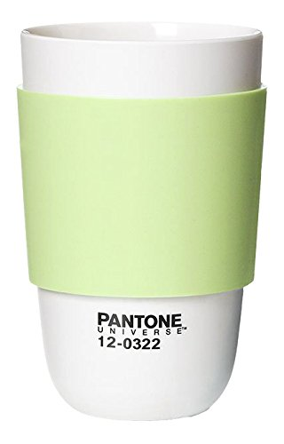 Pantone Kaffeebecher, Butterfly, 400ml