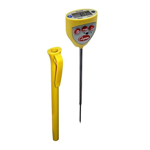 Cooper Atkins-DFP450W Digital Pocket Thermometer, 4-5/8 in. L,multicolor