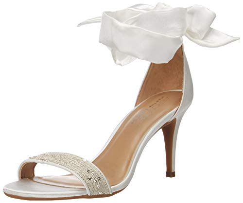 Aerosoles Women's Dress, Sandal Pump, Bone Multi,5.5