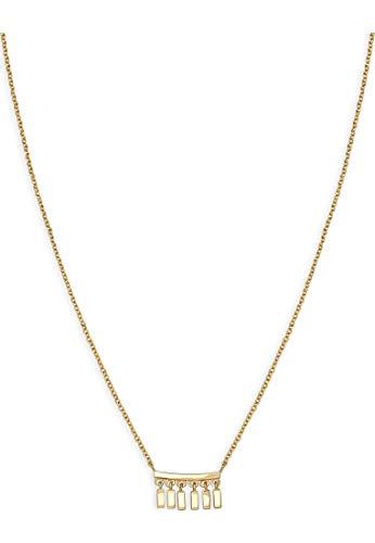 Rosefield Damen-Kette Messing One Size Gold 32003242