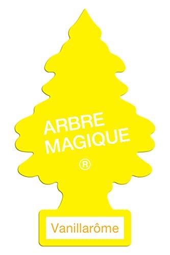 Arbre Magique PER90501 Deodorante Auto, Fragranza Vaniglia